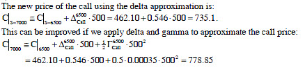 3-delta-gamma-approximation